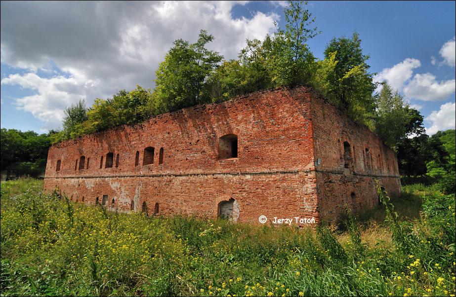 Twierdza Modlin województwo mazowieckie - Reduta Napoleona ...