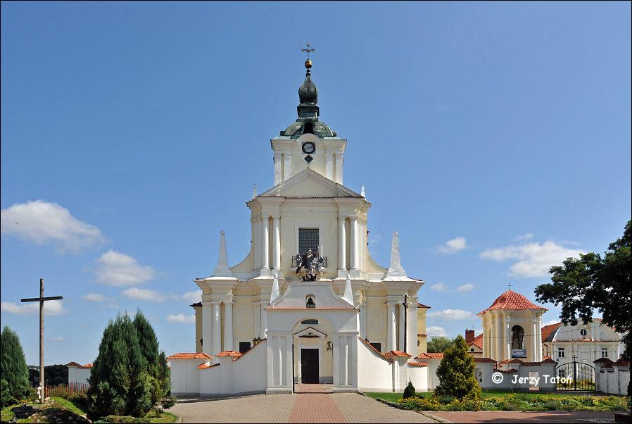 ... województwo podlaskie - Kościół NMP - foto - zdjęcia - photo: www.jerzytaton.pl/inne/polska/pages/siemiatycze-kosciol_nmp_3712.htm