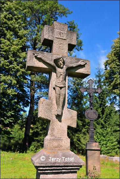 Smerekowiec pow. gorlicki województwo małopolskie - krzyż ...