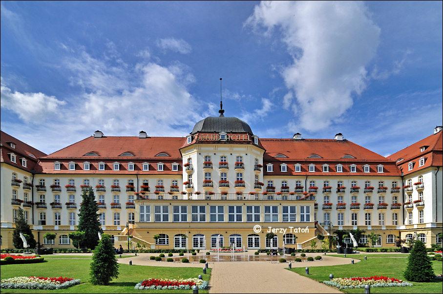 The Grand Hotel Sopot