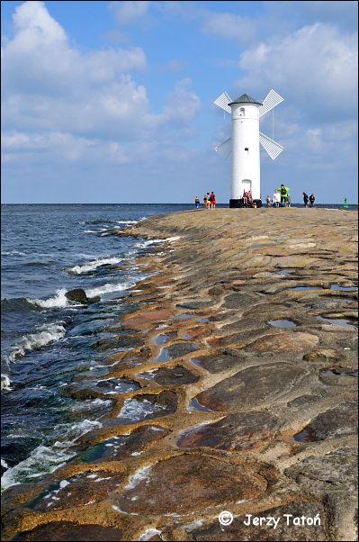 Świnoujście woj. zachodniopomorskie - Stawa Młyny ...